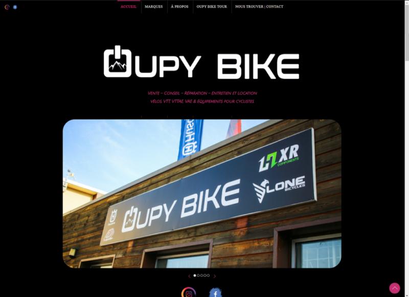 Oupy Bike